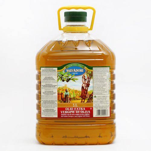 Azeite de Oliva Extra Virgem Salvadori (5L)