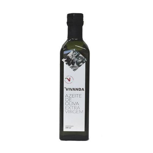 Azeite de Oliva Extra Virgem Vidro Vivanda 500 Ml