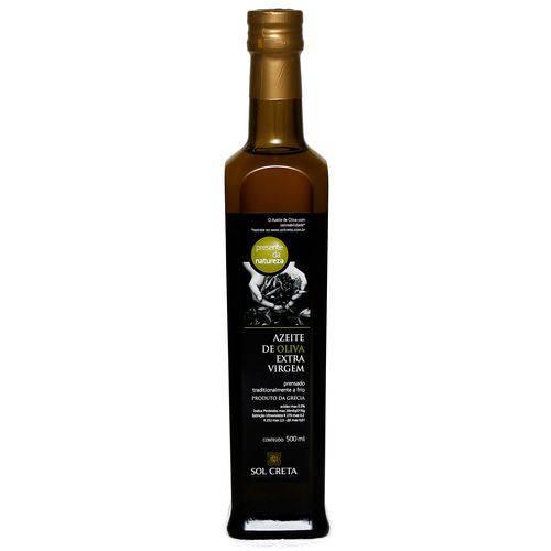 Azeite de Oliva Grego Extra Virgem Sol Creta (500ml)