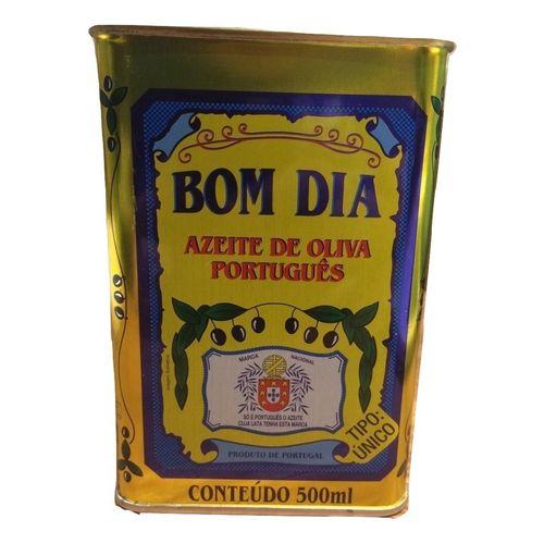 Azeite de Oliva Virgem Português Bom Dia Lata