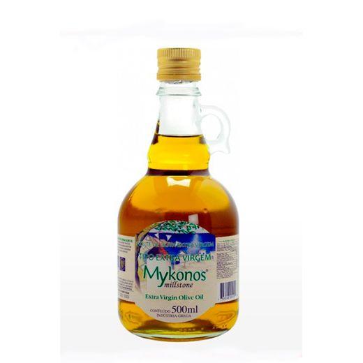Azeite Mykonos Millstone Extra Virgem 500ml