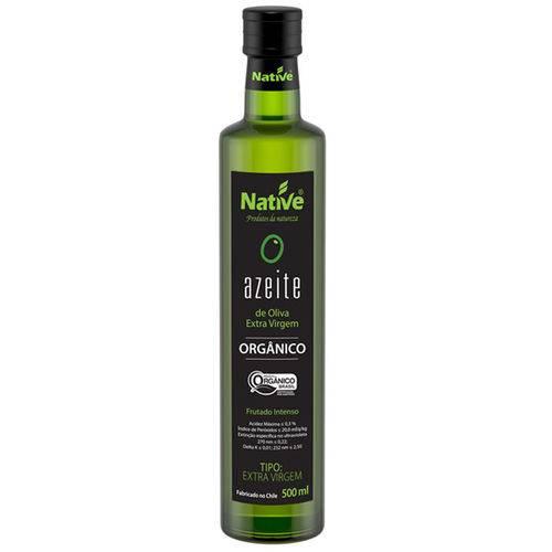 Azeite Orgânico Extra-virgem Native 500ml