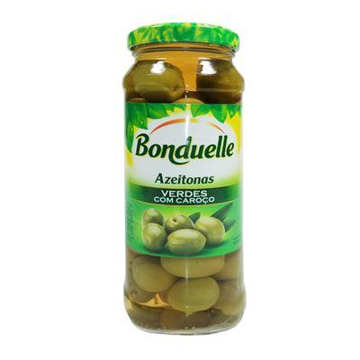 Azeitonas Verdes com Caroço 320g - Bonduelle