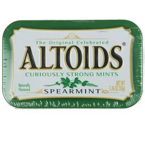 Bala Altoids Spearmint 50g