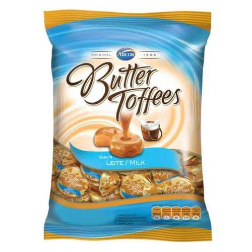 Bala Butter Toffees ao Leite 600g