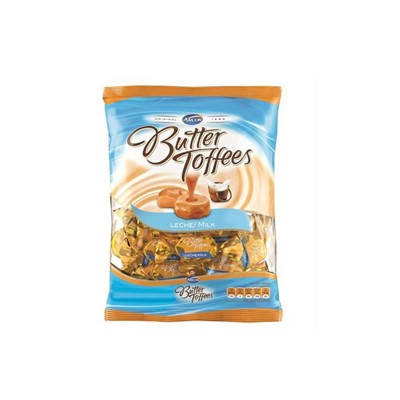 Bala Butter Toffees - Leite - Pacote 600g