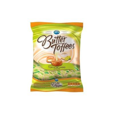 Bala Butter Toffees - Torta Limão - Pacote 600g