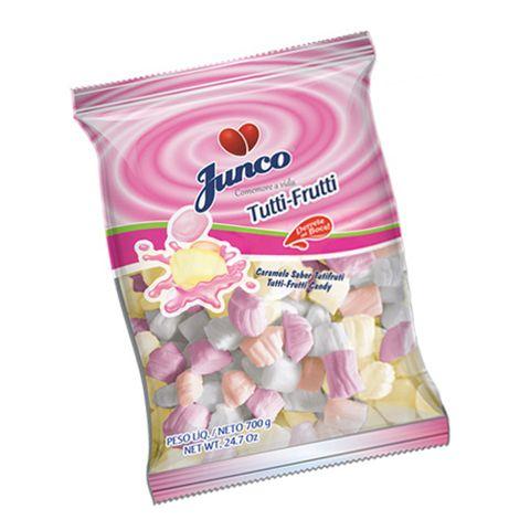 Bala Coco Tutti Fruti 700g - Junco