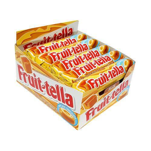 Bala Fruittella Caramelo C/15 - Perfetti