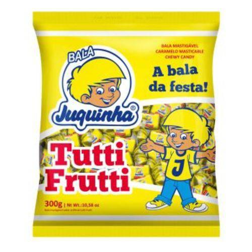 Bala Mastigável Juquinha