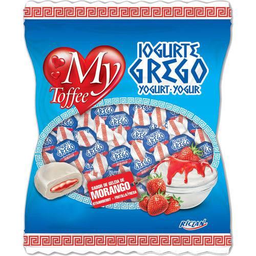 Bala My Toffee Iogurte Grego 600gr Moran