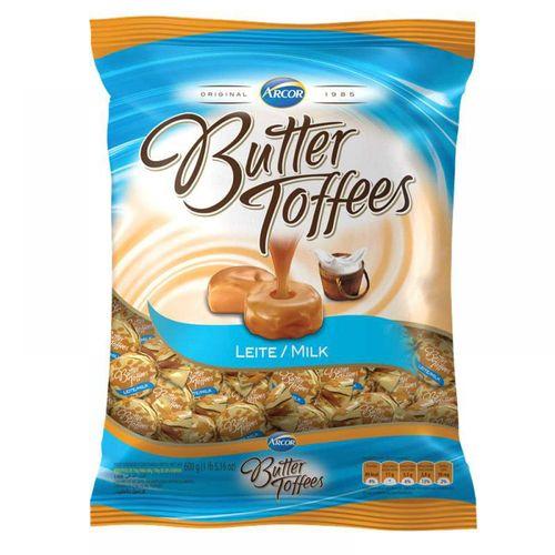 Bala Recheado Butter Toffee 600g Leite BALA RECH BUTTER TOFFEES 600G LEITE