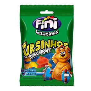 Bala Ursinhos Fini 100g