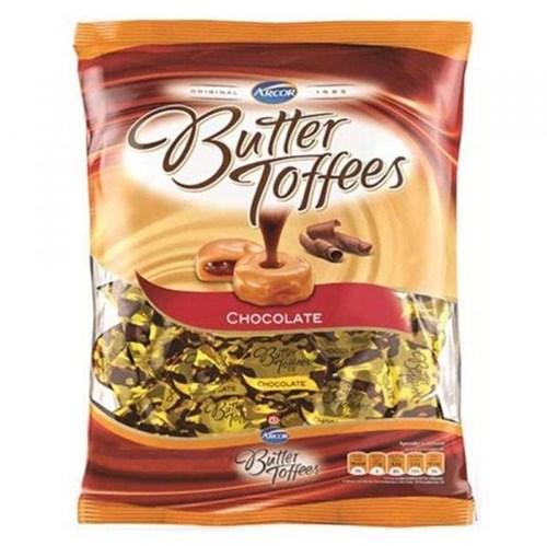 Balas Butter Toffees Arcor 600g
