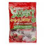 Balas de Algas Sweet Jelly Sabor Morango - 200g