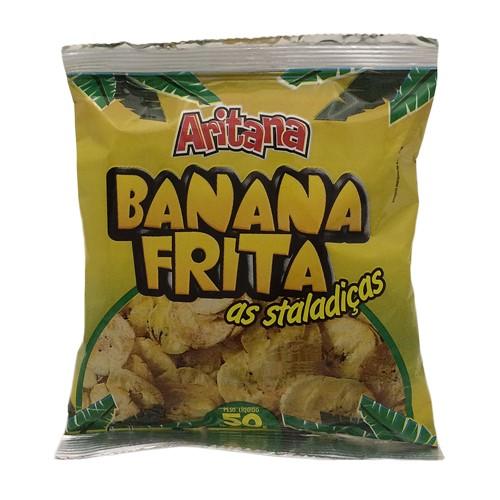 Banana Frita Aritana 50g