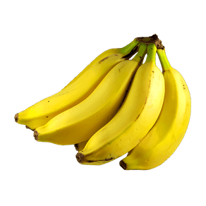 Banana Prata (6 Unidades Aprox. 850g)
