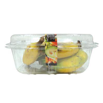 Banana Prata 600g - Terra Frutas Orgânicas