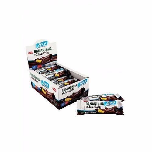 Bananinha + Chocolate S/ Açúcar C/24