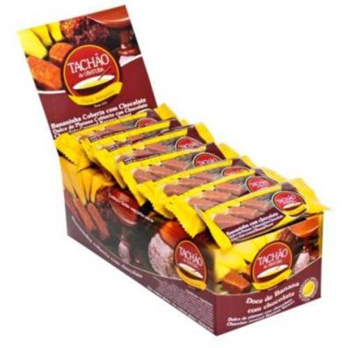 Bananinha com Chocolate Tachão