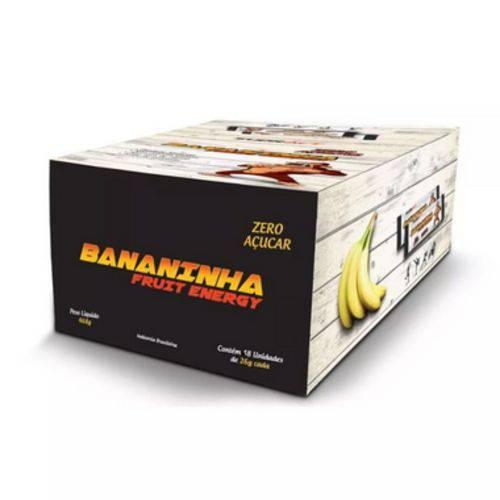 Bananinha Fruit Energy Zero Açúcar Display Sudract Nutrition