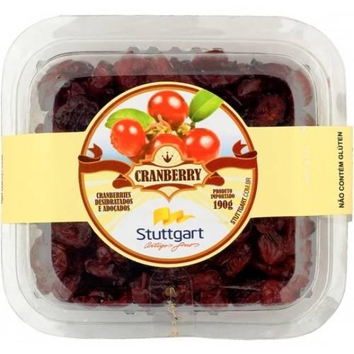 2 Bandeijas de Cranberry Desidratado e Adoçado 190g (Oxicoco) - Decas