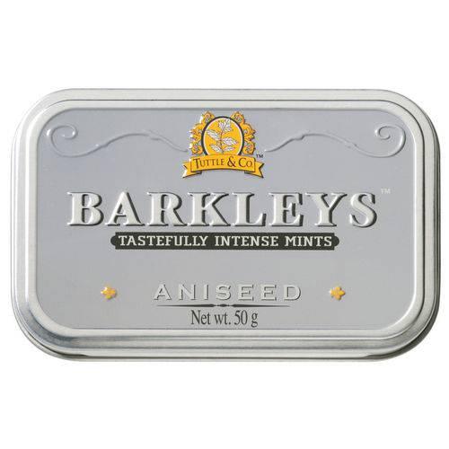 Barkleys Aniseed - Pastilhas Sabor Anis (50g)