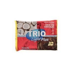 Barra Cereal Trio Light Coco/Chocolate 60g