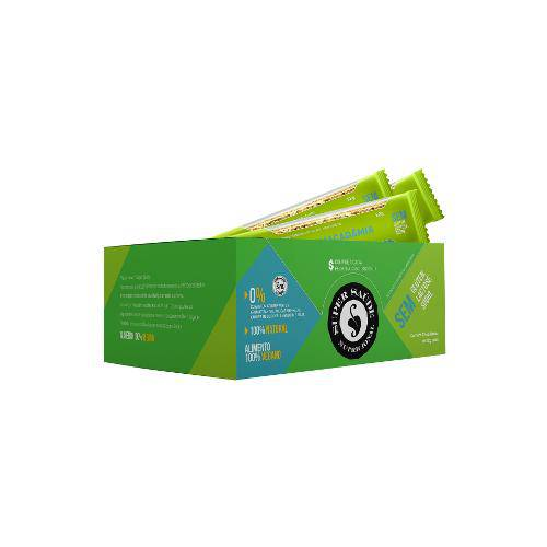 Barra Cereals Macadâmia Super Saúde Caixa com 12 Unidades de 22g