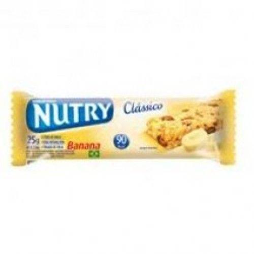 Barra de Cereal Nutry Banana Diet 25g