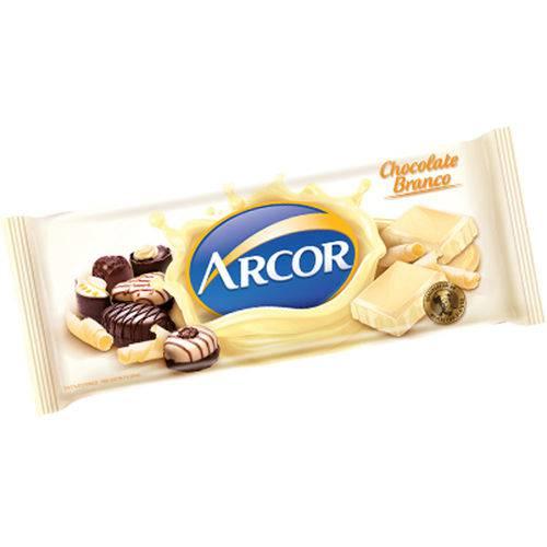 Barra de Chocolate Branco 2,1kg - Arcor