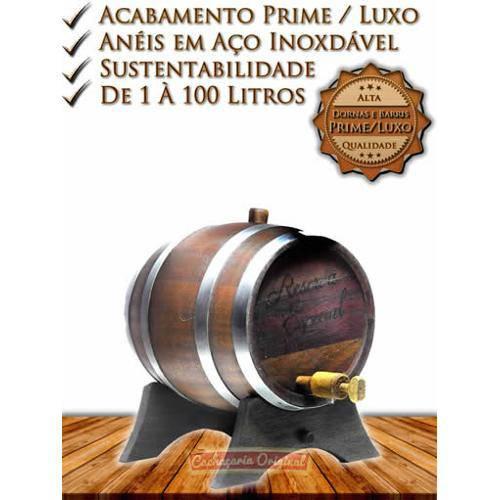 Barril de Carvalho - Prime / Luxo 1l(1000ml)