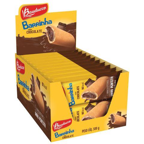 Barrinha Chocolate C/20 - Bauducco