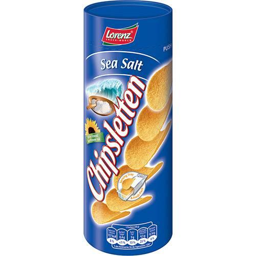 Batata Frita Chipsletten Sea Salt 100g Lorenz