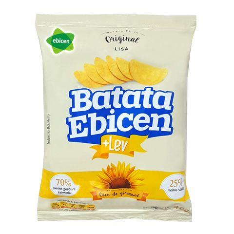 Batata Frita Mais Leve 40g - Glico