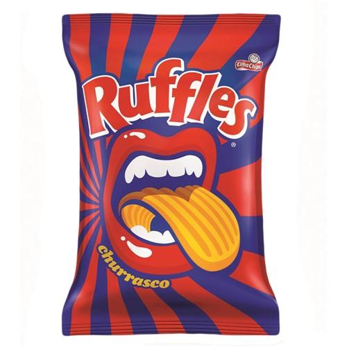 Batata Ruffles Churrasco 57g - Elma Chips
