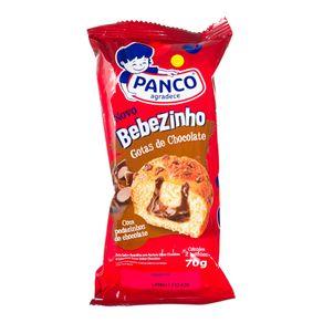 Bebezinho Gotas de Chocolate Panco 70g