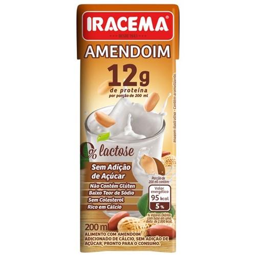 Bebida Amendoim Iracema 200ml