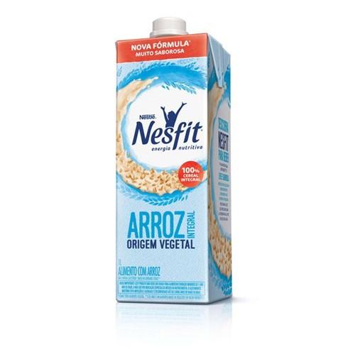 Bebida Arroz Nesfit 1l Integral