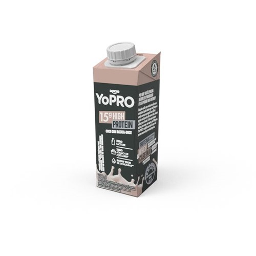 Bebida Lactea Yopro 250ml Coco Batata Doce