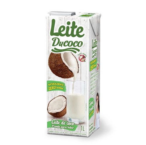 Bebida Leite Ducoco 1l Original