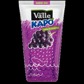 Bebida Mista Del Valle Kapo Uva 200ml