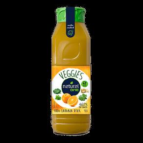 Bebida Mista Natural One Detox Laranja 900ml