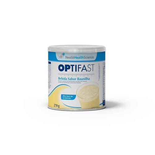 Bebida Nestlé Optifast Baunilha 270g