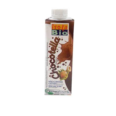 Bebida Orgânica Chocotella 250ml - Isola Bio