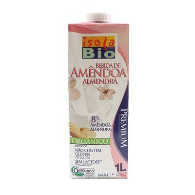 Bebida Orgânica de Amêndoa 1L - Isola Bio