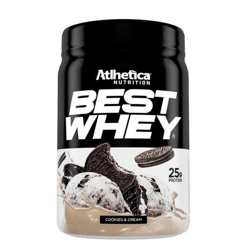 Best Whey (450g) Atlhetica Nutrition -Banana