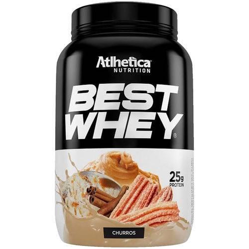 Best Whey 900 G Churros - Atlhetica