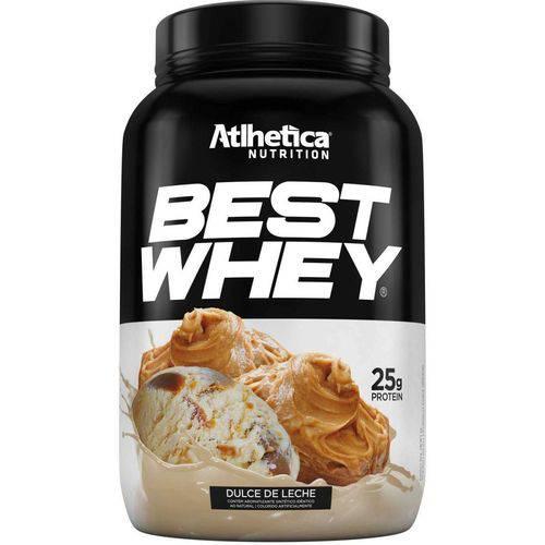 Best Whey 900g Atlhetica - Todos os Sabores