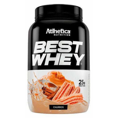 Best Whey - 900g Churros - Atlhetica Nutrition